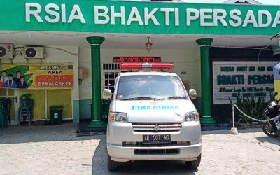 Drive Thru RSIA Bhakti Persada Antar Jemput
